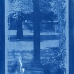 Grabkreuz auf dem Kirchhof in Kissenbrück (1)