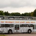 Mit so einem Bus...