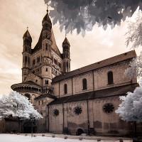 Köln 2012 – Infrarotfotos