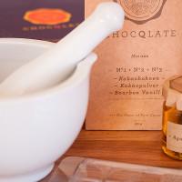 Schokolade selbstgemacht