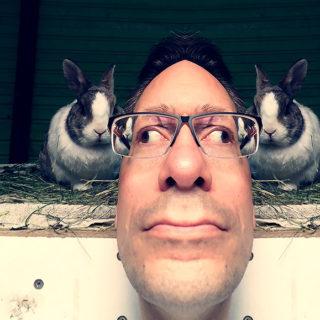 Selfies mit Karlchen