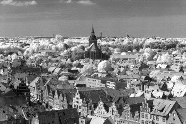 Lüneburg (S/W-Infrarot)