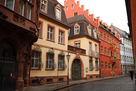 Freiburg: Alt- bzw. Innenstadt