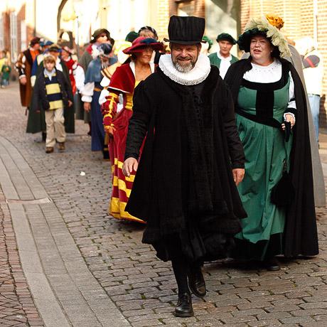 Lüneburgs Oberbürgermeister Mädge und Frau